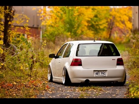2002 GTI VR6 R32 Shaved and Tucked by VAGScene.com - YouTube