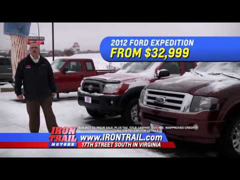 Iron Trail Motors >> New Year New Inventory At Iron Trail Motors Youtube
