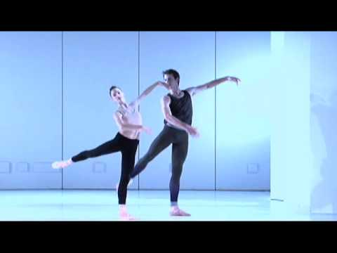 Elliott Carter Interpreted - New Choreography by Emery LeCrone & Avi Scher
