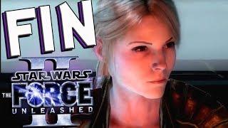 STAR WARS: The Force Unleashed 2 Walkthrough Dark Side Ending