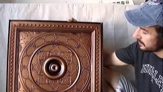 Decorative Ceiling Tiles Inc - 5 New Designs