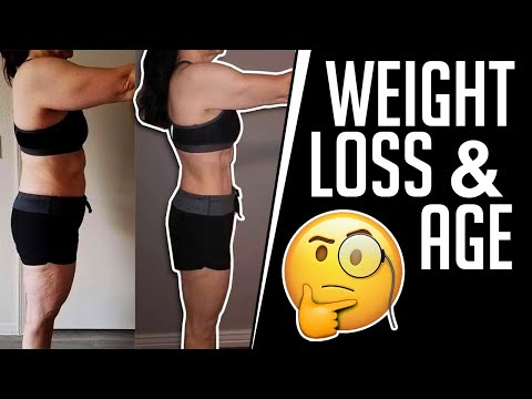 Female Weight Loss & Age