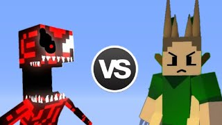 Saxon Byerley Vs Anomaly 7000 | Minecraft Animation
