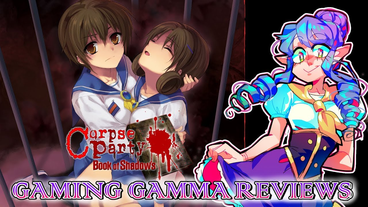 Corpse Party Book Of Shadows Review Pc Gamma Review Youtube
