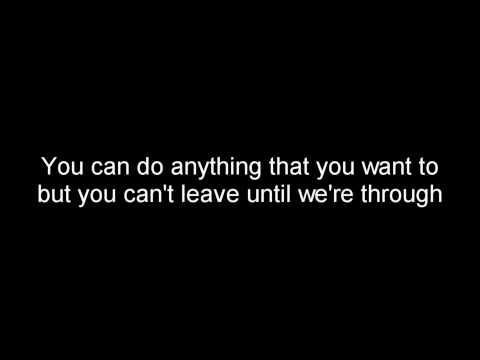 Run D.M.C - rock box (Lyrics)