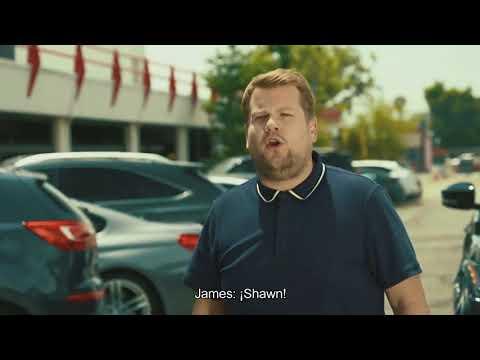 Shawn Mendes se estaciono en el lugar de James Corden || Late Late Shawn || Traducido al Español