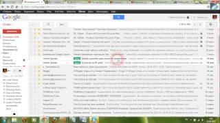 наведем порядок на почте.Настройка почты mail ru  и gmail com