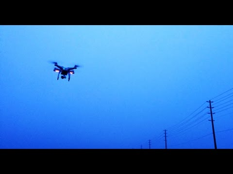 Example Of Using Drone Videos To Survey Construction Sites