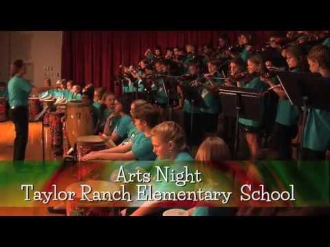 Education Spotlight-Taylor Ranch Elementary School- Arts Night