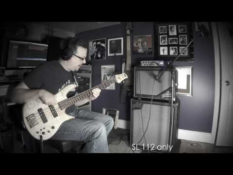 Ultimate Basses: Aguilar Tone Hammer Amp and SL Cabinets