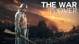 """Shhh... The War is Over"" 4k Cinematic | Battlefield 1"