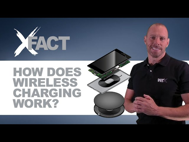 X- FACT:  How Wireless Charging Works
