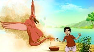 जादुई चित्र || Hindi Kahaniya || SSOFTOONS HINDI , Fairy Tales in Hindi