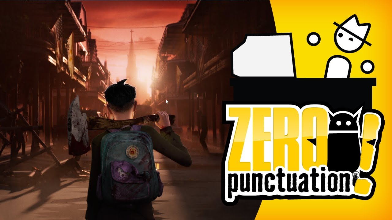 The Walking Dead: Saints and Sinners (Zero Punctuation) (Video Game Video Review)