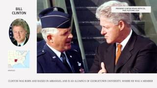 Bill Clinton - Presidents of the United States Bios - Wiki Videos by Kinedio