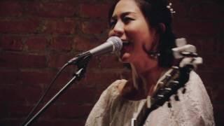 植村花菜 NY 2nd ライブ in Brooklyn マウナケアの流れ星 MAUNAKEA no N...