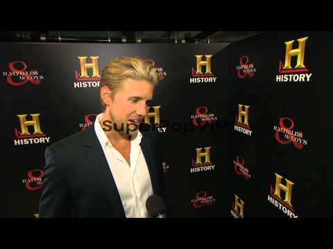 INTERVIEW: Matt Barr on the character he plays in The Hat...