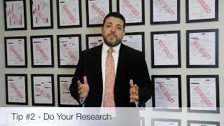 Tips for hiring a Criminal Lawyer - Houston Criminal Defense Attorney Eric J Benavides