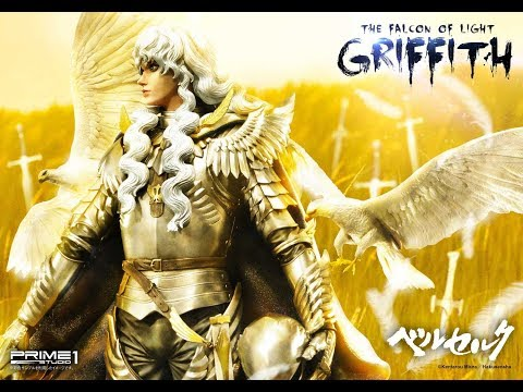 UPMBR-05 EX: Griffith, The Falcon of Light Exclusive Version (BERSERK)