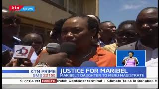Human Interest groups stage demonstrations against killing of Magistrate's daughter