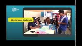 Noticias 2 Elecciones en Guatemala