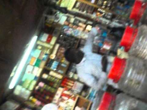 Banjul Market walkthrough