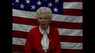 Kathleen M. Brooks, First Lieutenant, US Army, World War Two