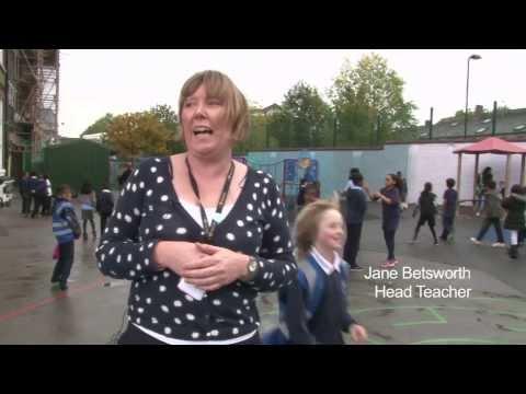 Millfields Community School in Hackney needs a new playground !