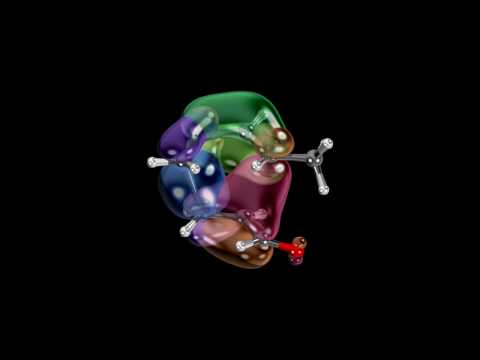 Diels-Alder Cycloaddition - Intrinsic Bond Orbital Visualization - Shiny Version