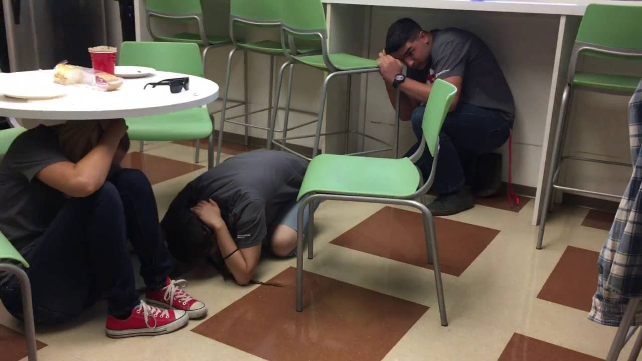 The Great California Shakeout Earthquake Drill