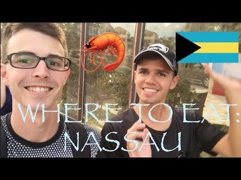 NASSAU Bahamas: Part 2 - Where to Eat | Favorite Island Dining Spots