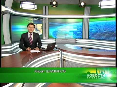 Новости спорта на ТНВ от 27.08.12 + прогноз погоды