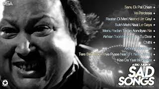 Sad Songs   Audio Jukebox   Nusrat Fateh Ali Khan   Complete Qawwalies   OSA Worldwide