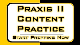 Praxis II Science Content Practice -  Free Educated Guessing Strategies