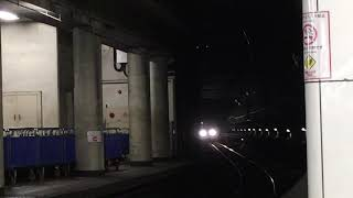 [入線手前MHハーフ]名鉄2200系 2203f+名鉄3100系 3101f(特急豊橋行き)名鉄名古屋駅 入線手前MHハーフ‼️