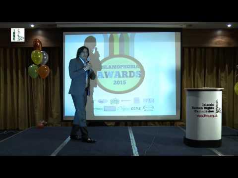 Islamophobia Awards 2015: Nazim Ali Comedy