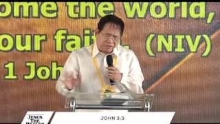 Victory in Christ Jesus | Bro. Eddie C. Villanueva