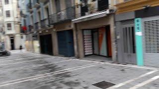 Abren las primeras terrazas en Pamplona con el paso a la fase 1 de la desescalada