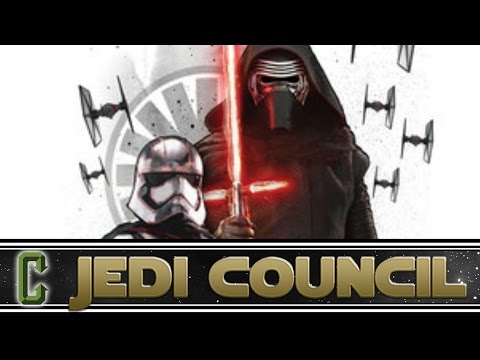 Collider Jedi Council - The Force Awakens Breakdown (Spoiler