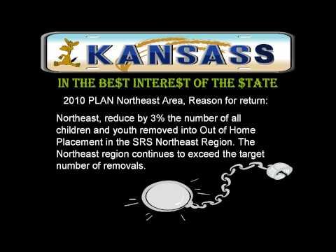 Kansas CPS FALSE FLAG