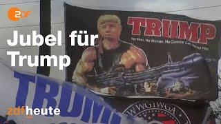 Impeachment gescheitert: Donald Trump spaltet weiterhin die republikanische Partei