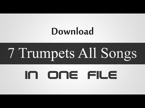 Trumpets Pack V1.0 | Download Our All Songs In One Folder