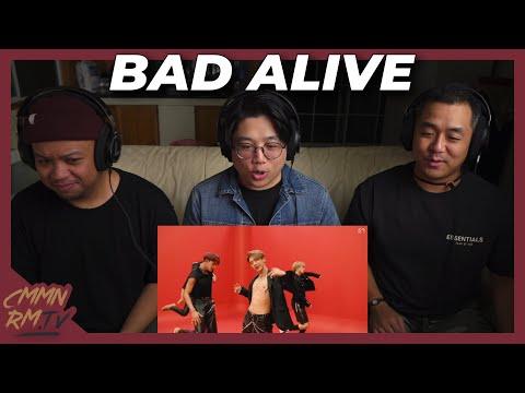 WAYV REACTION | BAD ALIVE (English Ver.) MV