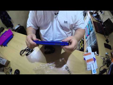 HP Stream 13-c020na Touchscreen Laptop (Horizon Blue) Unboxing