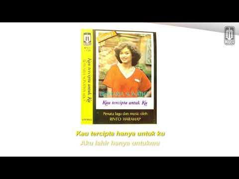 Betharia Sonatha - Kau Tercipta Untukku (Audio Lyric)