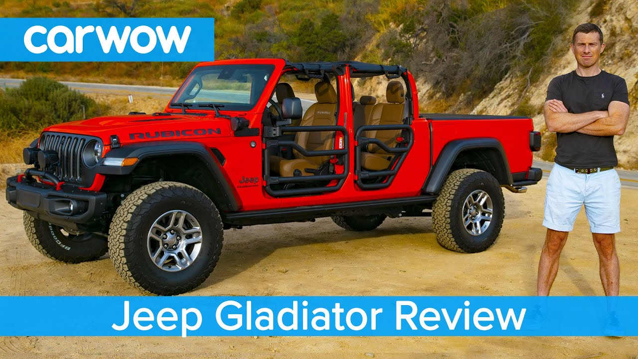 2020 Jeep Gladiator Ratings