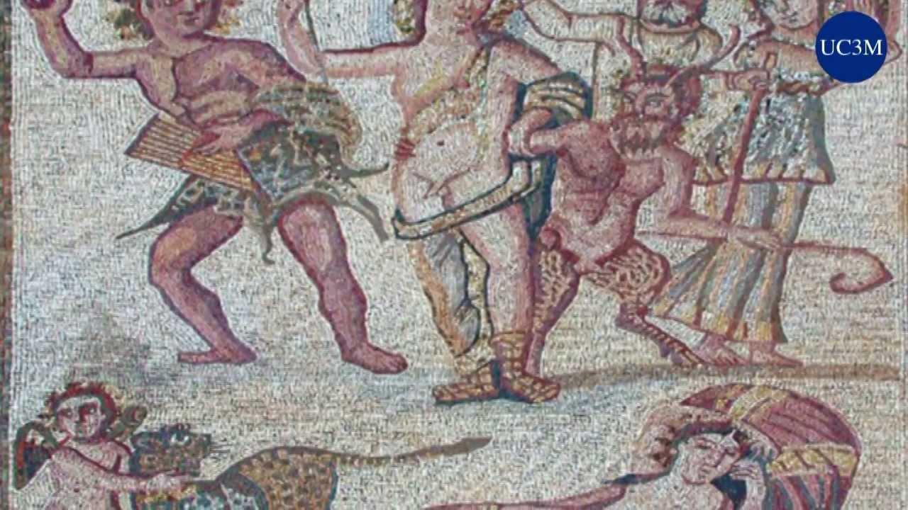 Una investigaci n analiza la construcci n cultural del for Mosaico romano