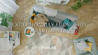 EMAAR's first-ever holiday homes