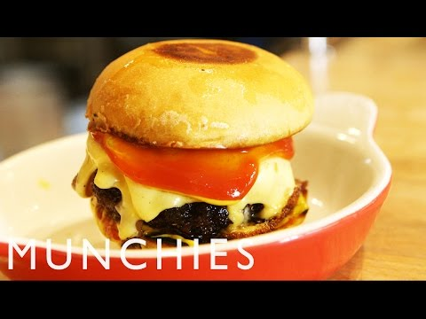 Cheeseburgers, Weed & The Seahawks: Chef