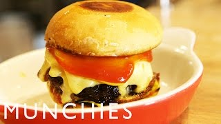 Cheeseburgers, Weed & The Seahawks: Chef's Night Out In Seattle With Josh Henderson